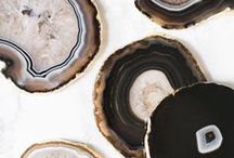 Agate Decor and DIY Ideas / See my collection of gorgeous agate decor ideas and DIY projects for the home!  / by Setting for Four