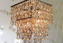 Chandeliers & Lighting / by Jacki Wells