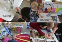 STEM in Preschool