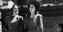 1940's - Vintage Fashion and Lifestyle / Join us in celebrating the fashions and lifestyle of the 1940's. The  decade the Greatest Generation