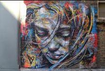 Amazing Graffiti  / Let the colours run