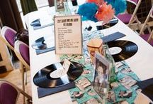PARTY THEME - 1950'S RETRO / Secret Pinterest Board for the DST 2014 Gala - 1950's/Sock Hop Theme