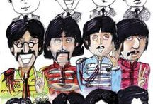 All Things Beatles / Albums, Posters, Pictures, Bootlegs, Collectibles / by Bella Vallone
