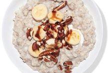 Oatmeal and Breakfast Bowls / by Stephanie Bearman