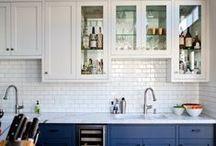 Kitchens / by Stephanie Bearman