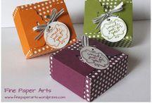 Envelope Punch Board Ideas ✉️ / by Rita Day