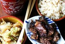 Global Palate / Flavors from around the world spice up any dinner table.