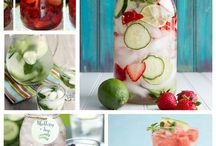 Summer Sippers - Drink Recipes / Tasty and refreshing drink recipes for summer! / by Setting for Four