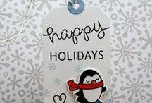 2014 - 25 Days of Christmas Tags