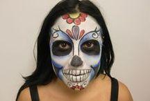 Dahlia's Makeup Lookbook / Dahlia's makeup estimate available upon request.