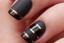 Nails / Chic and stylish nail colors and nail art ideas to add to your beauty repertoire! / by Setting for Four
