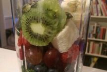 nutriblast / Various Nutriblasts and stuff I've made with my Nutribullet Pro