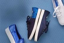 True Blue / Because it is our favorite color, of course. / by Keds