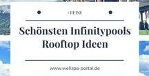 Infinity Pool - Roof Top Bar - Roof Top Garden / Infinity Pool, Roof Top Bar oder der Roof Top Garden, der Überblick bei einer Städtereise könnte nicht schöner sein. Welches ist der schönste Dachpool? #Infinity #Pool #Infinitypool