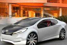 Kia Concept Cars / El futuro de KIA. Una guía para descubrir el camino de donde parte el diseño.