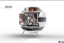 Dalcans' Works | Product Design / Creation et édition de meubles design à la technologie intégrée. Par Dalcans.