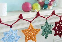 Crochet..Christmas