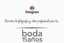 fótogram / Foto y Video profesional con la mejor calidad en el mercado Pachuca Hidalgo, México. Boda, 15 años, todo tipo de evento!
