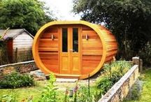 Outbuildings / Garden offices, sheds and buildings