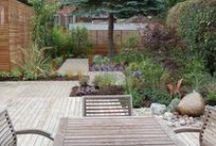 Modern / Modern garden inspiration