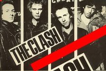 The Clash - the only band that matters.  / Music.  / by John Barr