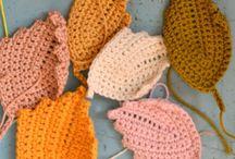 Crochet..Colors / Inspirerende kleuren combinaties