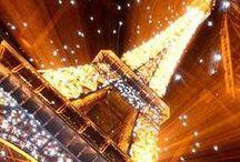 Paris, Montmartre, Côte d'Azur, mais toute la France, je vous aime