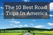 America Roadtrip / I've always dreamed of learning to ride a motorcycle then taking it on a long road-trip through America...definitely on the bucket list! #travel #america
