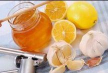 Natuurlijke Remedies / Natuurlijk middelen voor het bevorderen van de gezondheid.