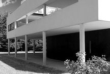 Le Corbusier / Charles-Édouard Jeanneret-Gris - Le Corbusier le corbisier favorite works all time