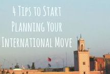 Expert Expat / Moving to a new country? Here we share all the best advice on living abroad