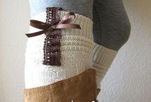 Boots & Socks I love