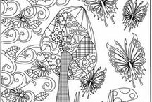 Kids-Colouring pages