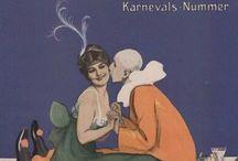 "Brynolf  Wennerberg per ""Simplicissimus"" / B. WENNERBERG  ILLUSTRACTIONS"