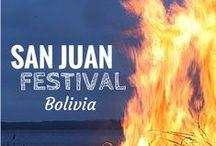Bolivian Festivals