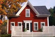 Favorite homes / The type of home I like to live in