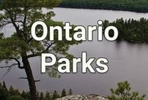Ontario Parks / Showing you all the great natural places to visit in Ontario.