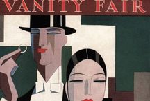 VANITY FAIR / Vogue: Covers from 1900 to 1940