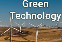 Green Technology / Promising green technology for sustainability.