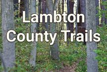 Lambton County Trails / Links to trail information and maps from Lambton County trails. Get outside and get active!