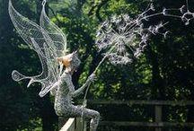 Sculptures and models
