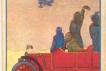 Touring / Rivista mensile del Touring club Italiano, un'associazione senza scopo di lucro nata nel 1894, a Milano.