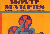 MOVIE MAKERS / Magazine of  amateur  cinema league  (1926 -  1953)
