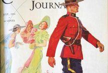 CANADIAN HOME Journal / Canadian Home Journal