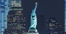 America / Amazing places in America continent