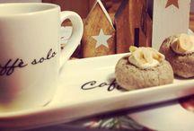 Backen an Weihnachten / Receipies for Christmas / Kekse, Kuchen und Desserts - und all das mit weihnachtlichem Flair!