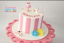 Sweetcheeks - our Cakes / Take a look at some of the cakes we create for you!