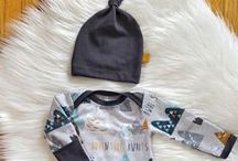 Blue Bird / Moments and outfits too cute to pass up, to remind you of the gentleman-baby in your life.