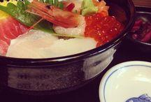 Comidas / fotos de comidas interesantes de Japón .