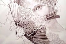 Artists Illustration